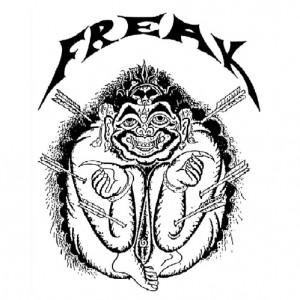 The Golden Dawn of Freak cover
